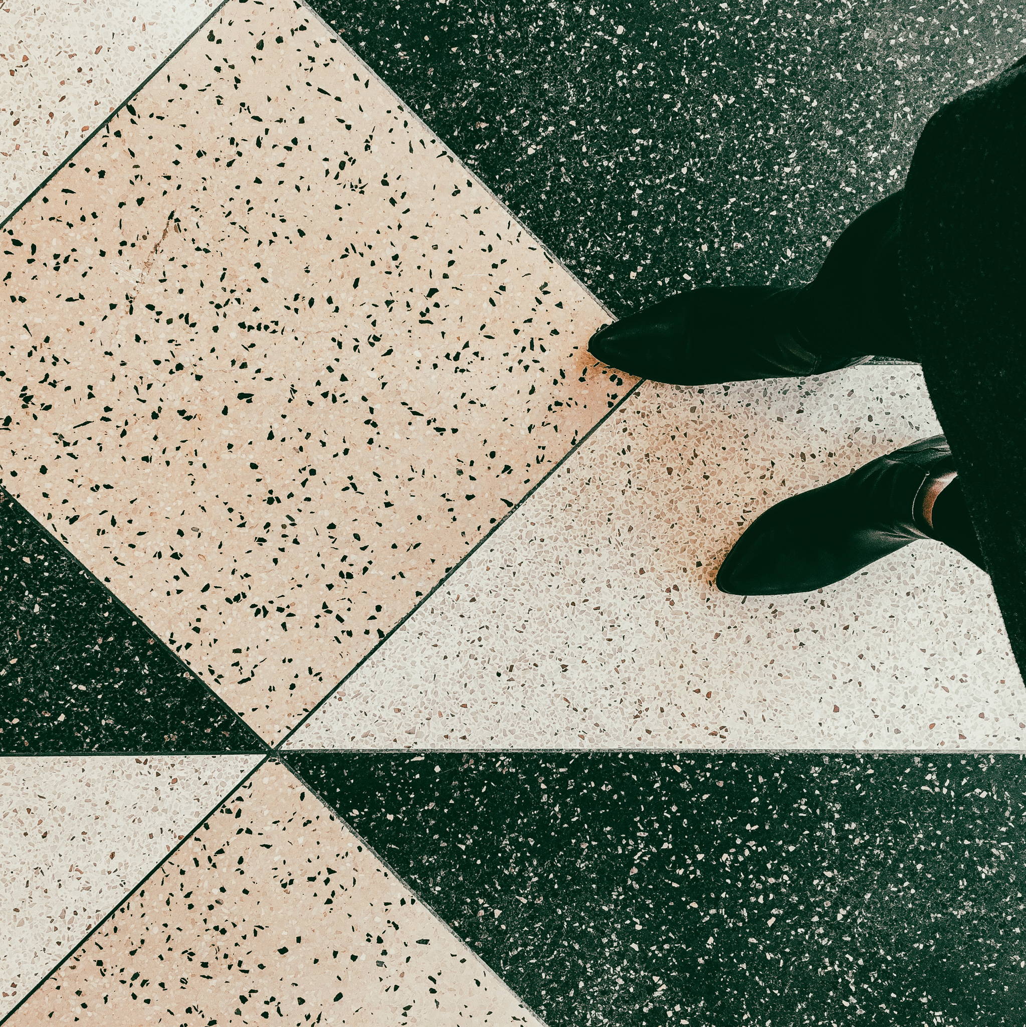 Environmentally Friendly and Sustainable Terrazzo Tile